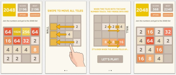 The-Most-Downloaded-App-on-iTunes-Is-Now-2048 | IT at Home | App of the Month